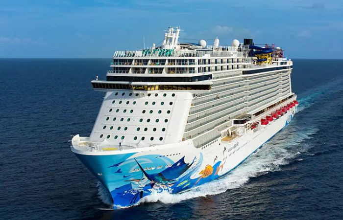 NCL Cruise Ship