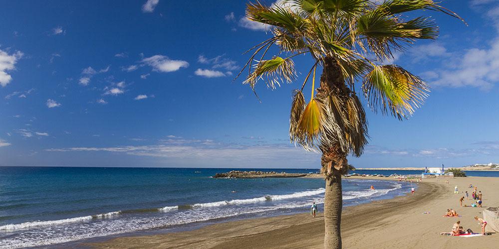 Playa de Las Burras, Gran Canaria