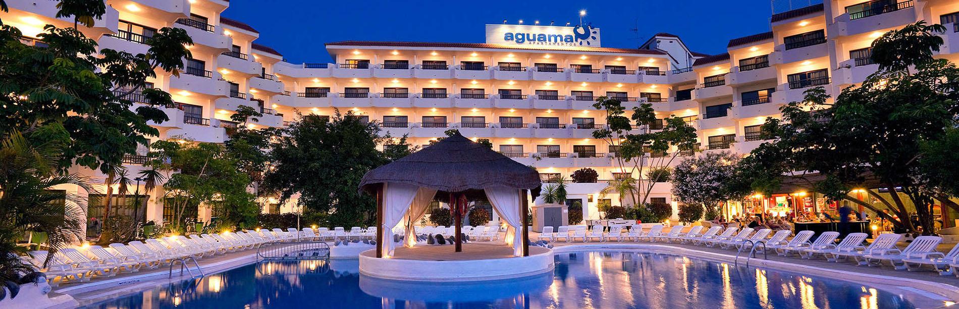 Aguamar Apartments, Tenerife