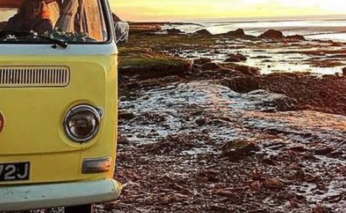 VW Campervan Break, NITGB
