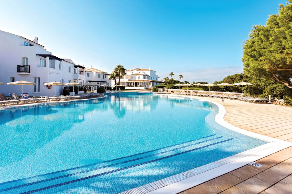 Holidays to Menorca staying at Grupotel Aldea Cala n Bosch