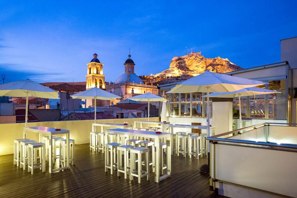Hospes Amerigo Alicante View