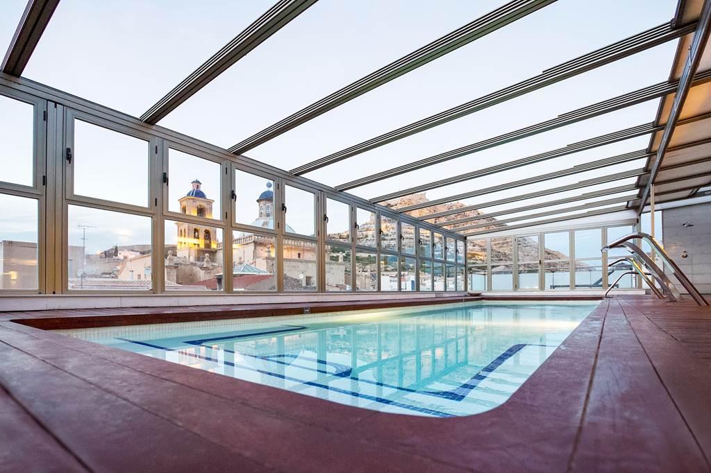 Hospes Amerigo Alicante Pool